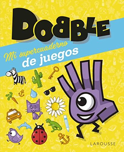 9788417720353: Mi supercuaderno de juegos Dobble (Larousse - Infantil / Juvenil - Castellano - A Partir De 5/6 Años)