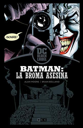 9788417722180: Batman: La Broma Asesina - Edición DC Black Label
