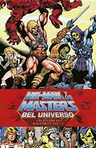 9788417722463: He-Man y los Masters del Universo: Colección de minicómics vol. 01 (de 3) (Segunda edición)