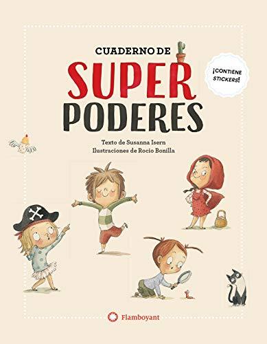 9788417749187: Cuaderno de superpoderes: 21 x 27 cm