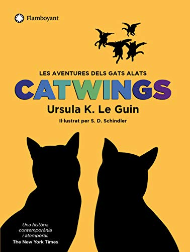 9788417749347: Catwings (Cat)