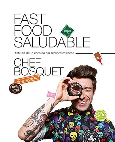 9788417752446: Fast food saludable: Disfruta de la comida sin remordimientos (Sabores)