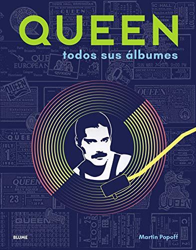 9788417757571: Queen: Todos sus álbumes