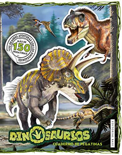 9788417760625: Dinosaurios. Cuaderno De Pegatinas: 5