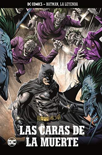 9788417787769: Batman, la leyenda núm. 06: Las caras de la muerte