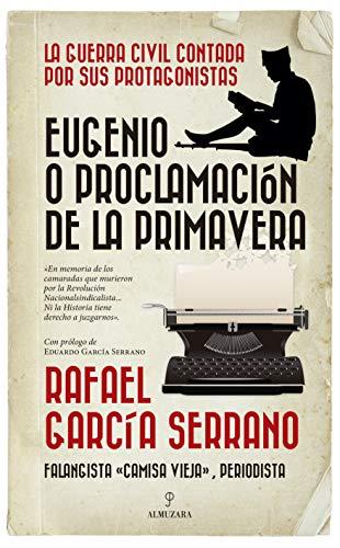 9788417797010: Eugenio o la Proclamación de la Primavera (Historia)