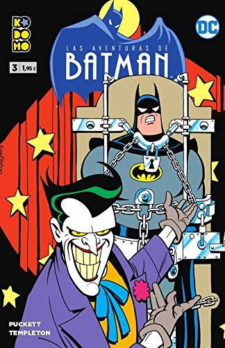 9788417827151: Las aventuras de Batman núm. 03