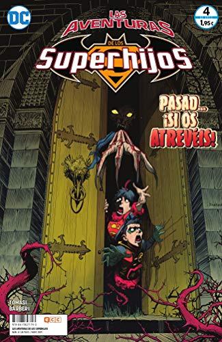 9788417827793: Las aventuras de los Superhijos núm. 04