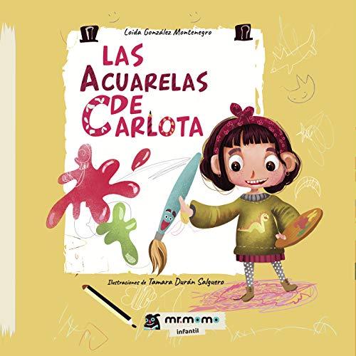 9788417842352: Las acuarelas de Carlota