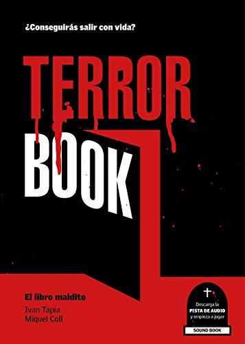 9788417858698: Terror book: El libro maldito (Librojuego)