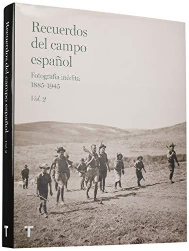 9788417866136: Recuerdos del campo español Vol.2: Fotografía inédita 1885-1945