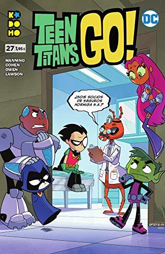 9788417871352: Teen Titans Go! núm. 27