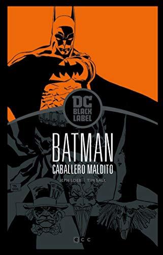 9788417871727: Batman: Caballero Maldito – Edición Dc Black Label
