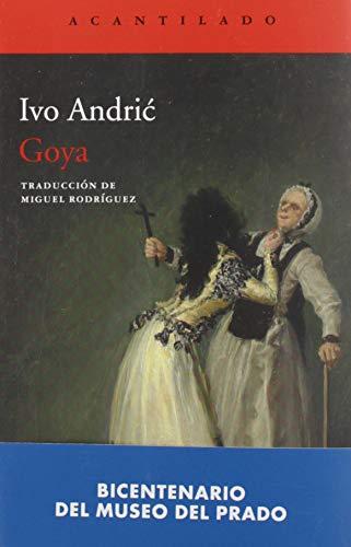 9788417902193: Goya: 398 (El Acantilado)