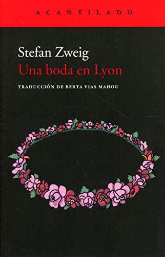 9788417902254: Una boda en Lyon: 101 (Cuadernos del Acantilado)