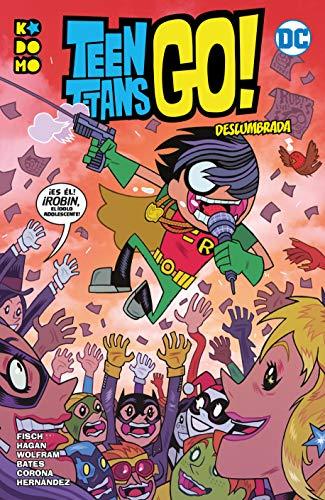 9788417908164: Teen Titans Go! vol. 03: Deslumbrada