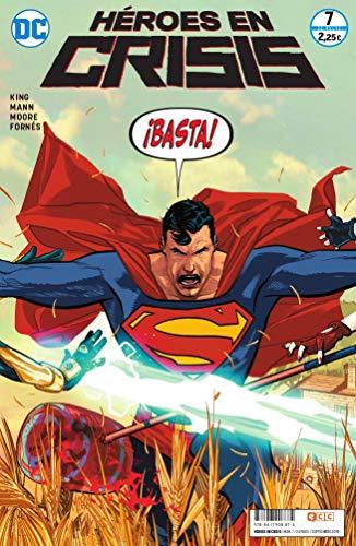 9788417908874: Héroes en Crisis núm. 07 (de 9) (Héroes en Crisis O.C.)