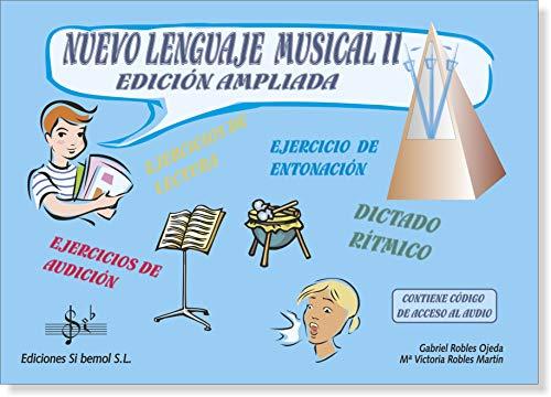 9788417953331: Nuevo Lenguaje Musical 2 SIN CD. Contiene código de acceso a los audios en App