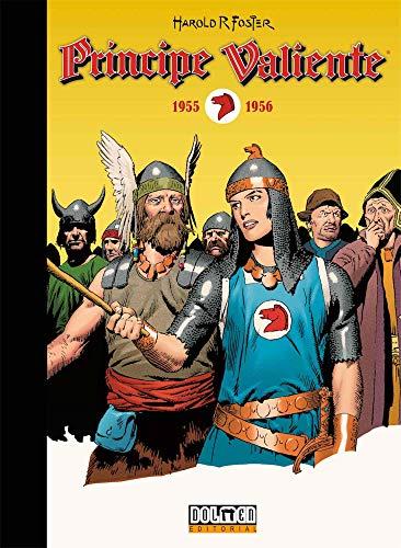 9788417956462: Principe Valiente Nueva. 1955 - 1956 - edicion 09