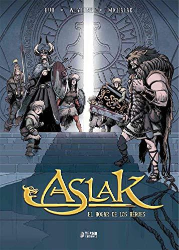 9788417957001: Aslak el hogar de los heroes