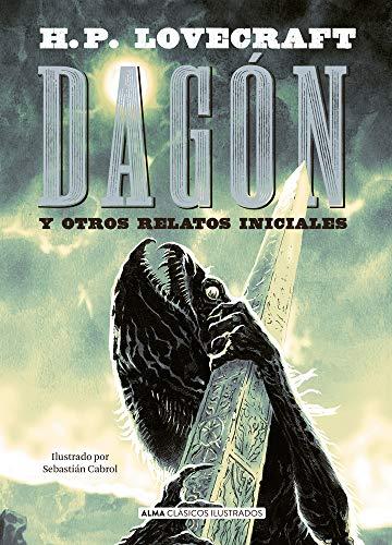 9788418008047: Dagón (Clásicos ilustrados)