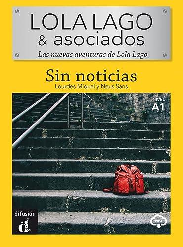 9788418032080: Sin noticias A1: Sin noticias (A1) - libro + MP3 descargable