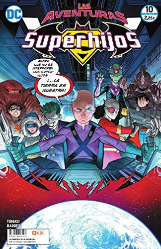 9788418043123: Las Aventuras De Los Superhijos núm. 10