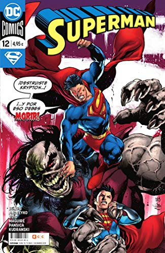 9788418043826: Superman núm. 91/ 12 (Superman (Nuevo Universo DC))