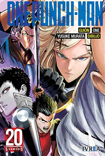 9788418061387: One Punch-Man 20