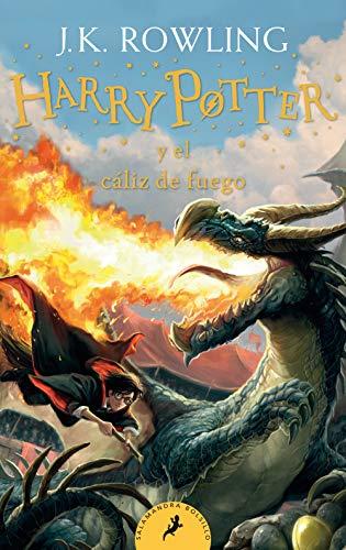 9788418173110: Harry Potter y el cáliz de fuego (Harry Potter 4)