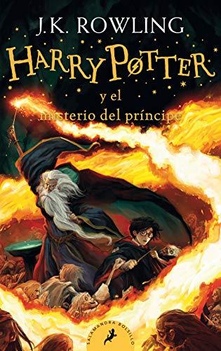 9788418173158: Harry Potter y el misterio del príncipe (Harry Potter 6)