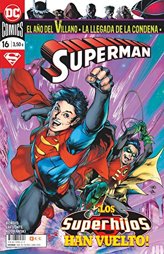 9788418180613: Superman núm. 95/ 16 (Superman (Nuevo Universo DC))