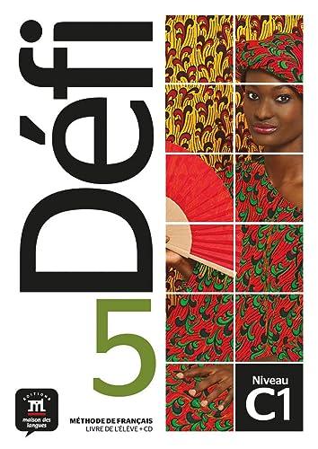 , Défi 5 Livre de l`élève + CD