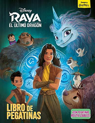 9788418335235: Raya y el último dragón. Libro de pegatinas (Disney. Raya y el último dragón)