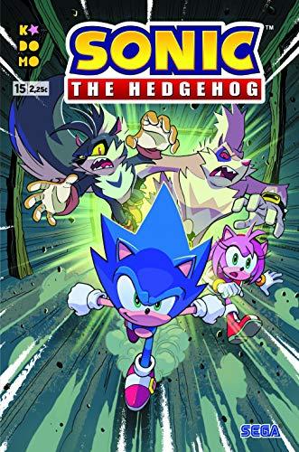 9788418382055: Sonic The Hedgehog núm. 15