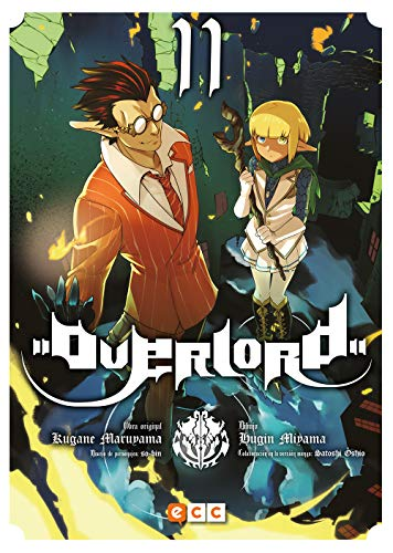 9788418382734: Overlord núm. 11