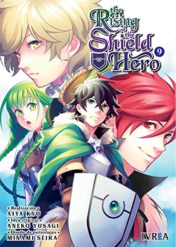 9788418562006: The Rising of the Shield Hero 9