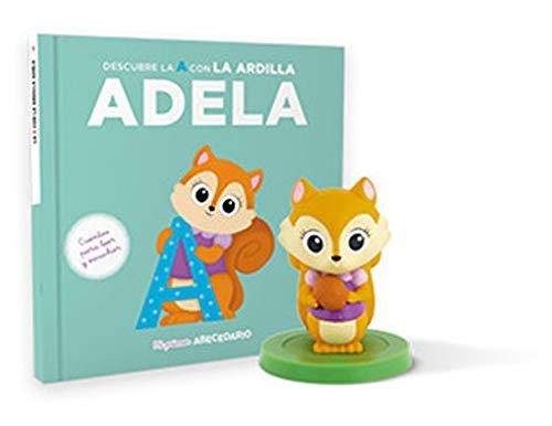 9788418569548: Mi Primer Abecedario Vol. 01 - Descubre La A con La ardilla Adela
