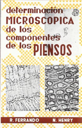 9788420000961: Determinación microscópica de componentes de piensos