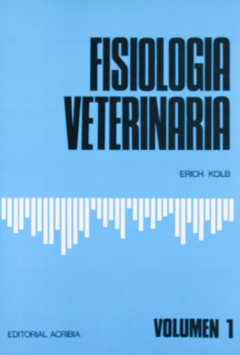 9788420003658: Fisiologia Veterinaria - Volumen 1 (Spanish Edition)