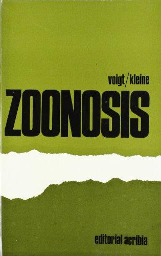 9788420003740: Zoonosis