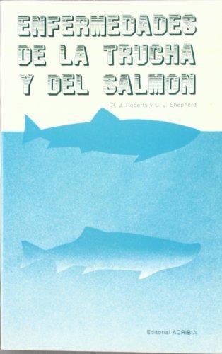 9788420004365: Enfermedades de La Trucha y del Salmon (Spanish Edition)