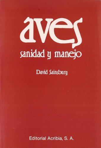 9788420006000: AVES SANIDAD Y MANEJO