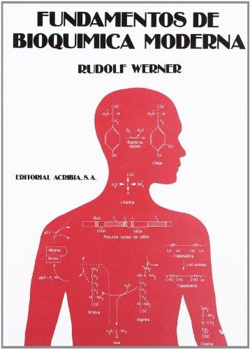 9788420006215: Fundamentos de bioquímica moderna