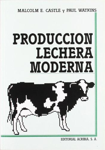 9788420006352: Producción lechera moderna