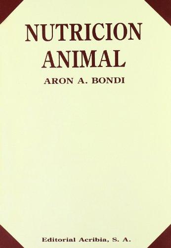 9788420006628: Nutrición animal