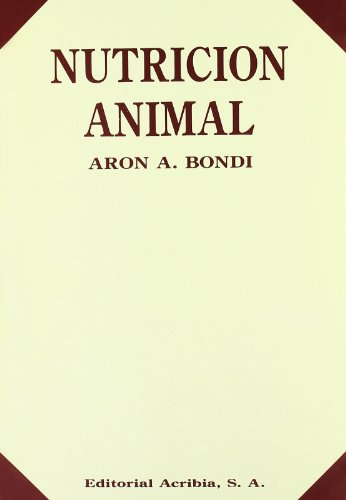 9788420006628: Nutricion Animal (Spanish Edition)
