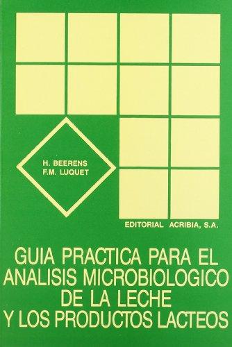 9788420006680: Guía práctica para el análisis microbiológico de la leche y los productos lácteos