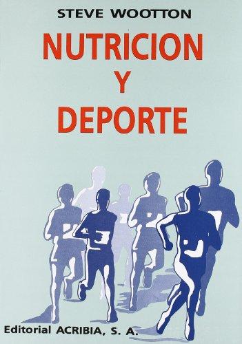 9788420006765: Nutricion y DePorte (Spanish Edition)