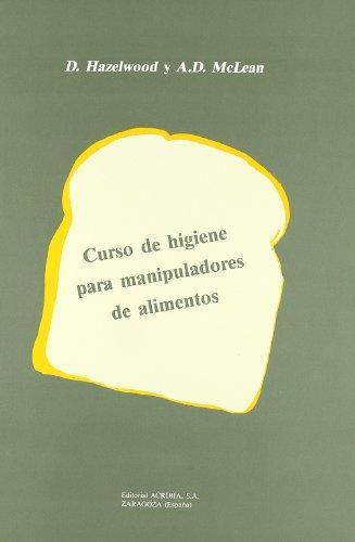 9788420007533: Curso de Higiene Para Manipuladores de Alimentos (Spanish Edition)